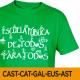 Camisetas/sudaderas Escuela Pública