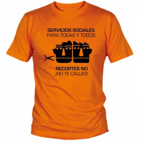 Camisetas/sudaderas Servicios Sociales
