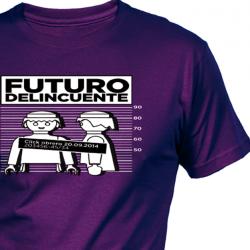 Camiseta Click Delincuente