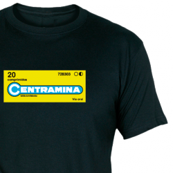 Camiseta CENTRAMINA
