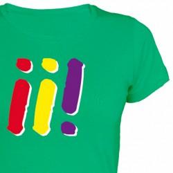 Camiseta Chica Tercera República