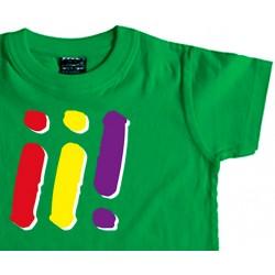 Camiseta Niño Tercera República