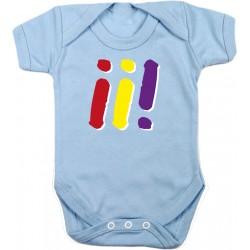 Body Bebé Tercera República