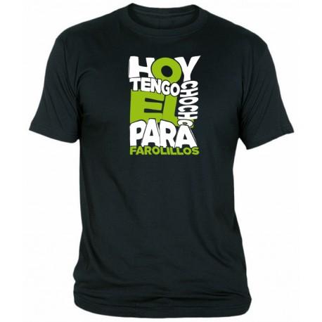 Camiseta Chocho Para Farolillos