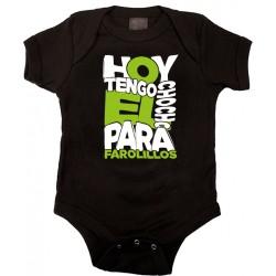Body bebé Chocho para Farolillos