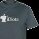Camiseta iDiota