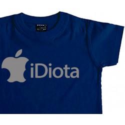 Camiseta Niño iDiota