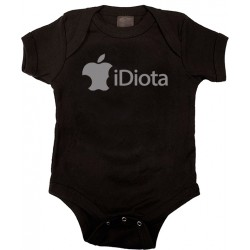 Body bebé iDiota