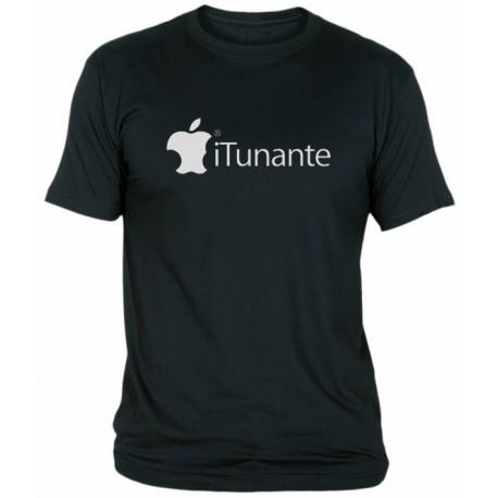 Camiseta iTunante