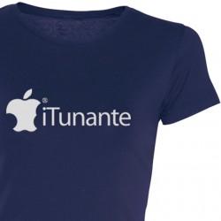 Camiseta Chica iTunante