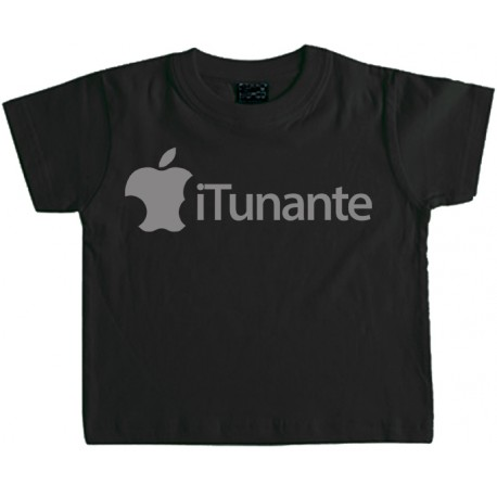 Camiseta Niño iTunante