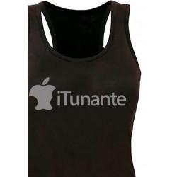 Camiseta tirantes iTunante