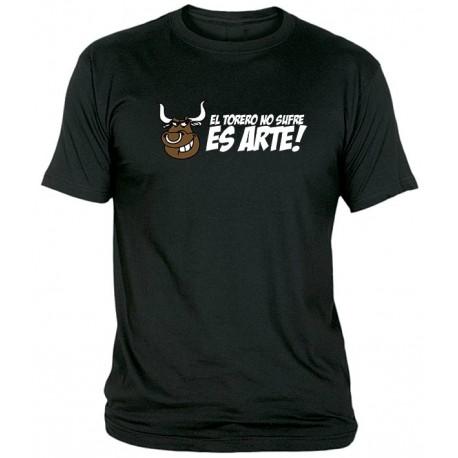 Camiseta El Torero No Sufre