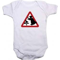 Body bebé Precaución Curas