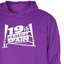 Sudadera 19th Century Spain