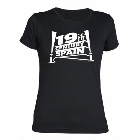 Camiseta chica 19th Century Spain