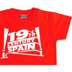 Camiseta niño 19th Century Spain