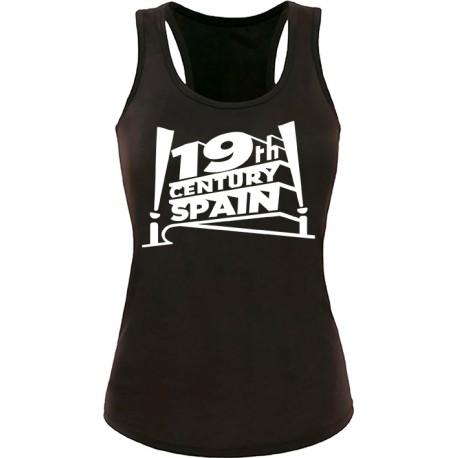 Camiseta tirantes 19th Century Spain