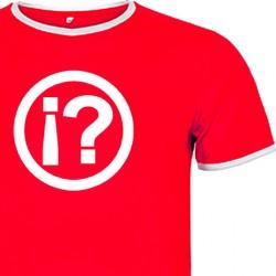 Camiseta ¿LO QUE..?