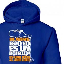 Sudadera Botellón