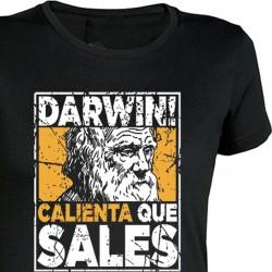 Camiseta Chica DARWIN