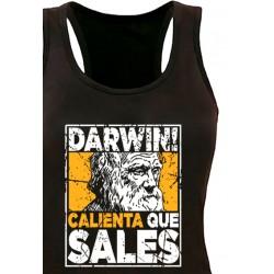 Camiseta Nadadora DARWIN