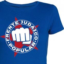 Camiseta Chica FRENTE JUDAICO POPULAR