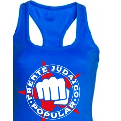 Camiseta Nadadora FRENTE JUDAICO POPULAR