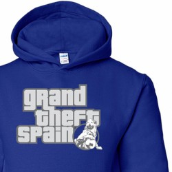 Sudadera GRAND THEFT SPAIN