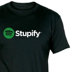 Camiseta STUPIFY