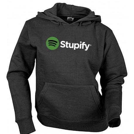 Sudadera STUPIFY