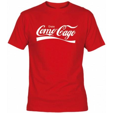 Camiseta COMO CAGO