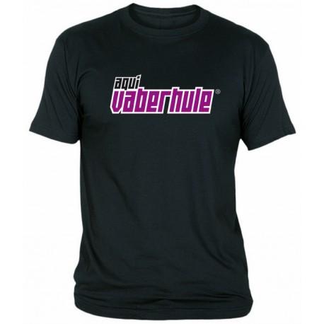 Camiseta AQUI VAVERHULE