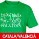 Camisetas/sudaderas Escuela Pública Català/Valencià