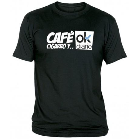 Camiseta Ok Diario