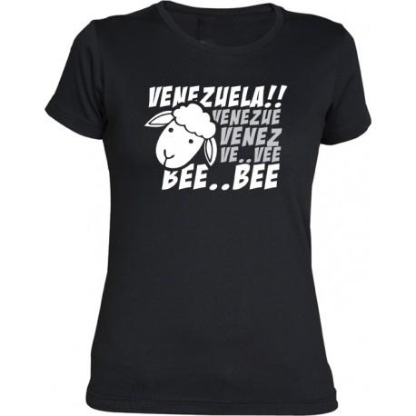 Camiseta Chica Venezuela