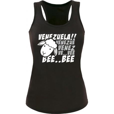 Camiseta Tirantes Venezuela