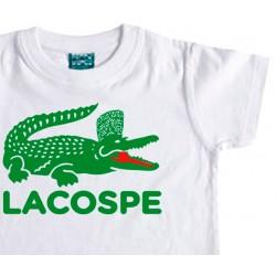 Camiseta Niño La Cospe